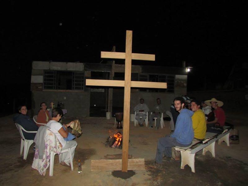 Construção da Igreja Parte 4